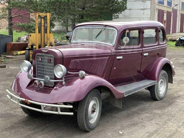 ГАЗ М1, 1940 год, 8 100 000 руб.