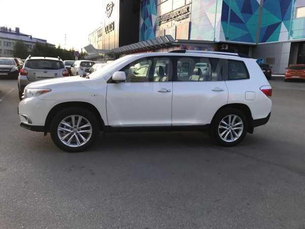 Toyota Highlander, 2013 год, 1 850 000 руб.