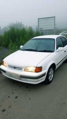 Владивосток Tercel 1996