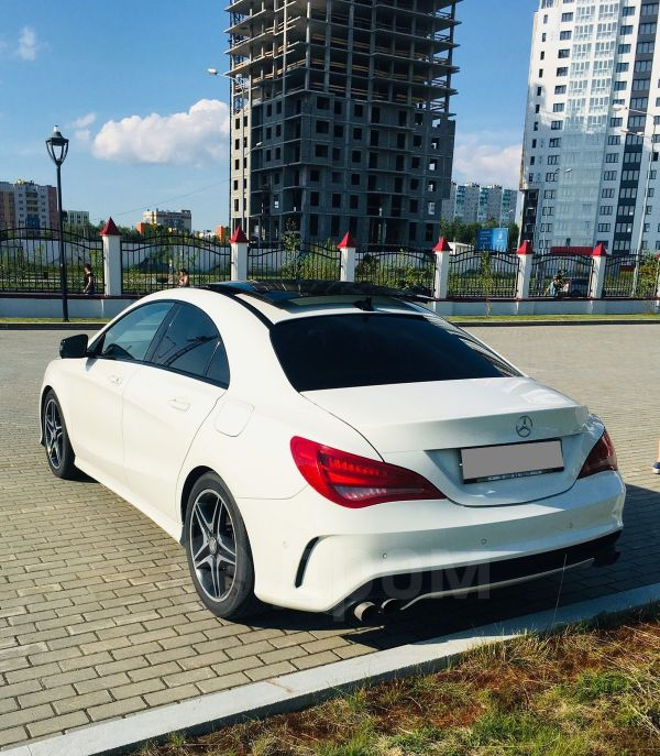 Mercedes-Benz CLA-Class, 2013 год, 1 190 000 руб.