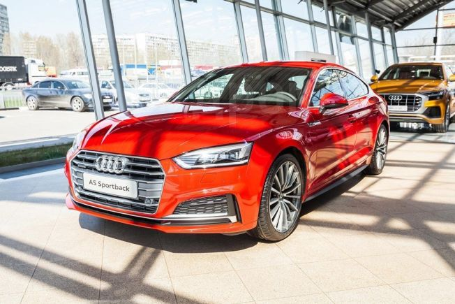 Audi A5, 2018 год, 2 612 862 руб.