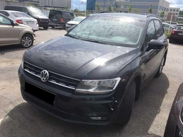 Volkswagen Tiguan, 2017 год, 1 200 000 руб.