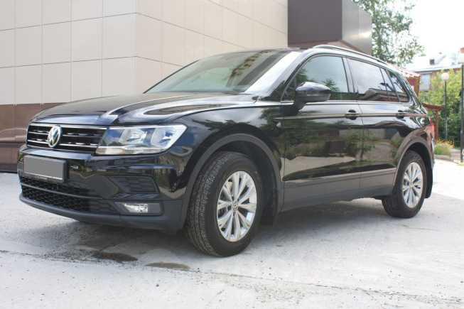 Volkswagen Tiguan, 2017 год, 1 295 000 руб.