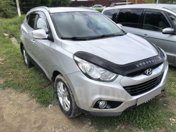 Hyundai ix35, 2013 год, 790 000 руб.