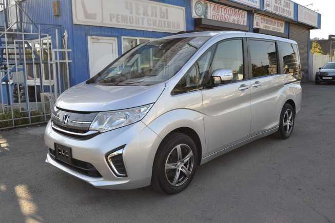 Honda Stepwgn, 2015 год, 1 195 000 руб.