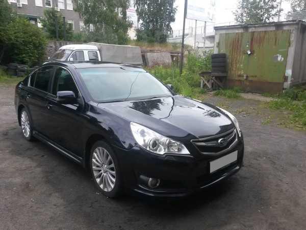 Subaru Legacy, 2011 год, 760 000 руб.