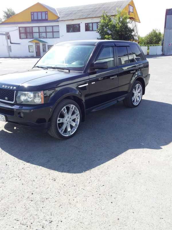 Land Rover Range Rover Sport, 2007 год, 800 000 руб.