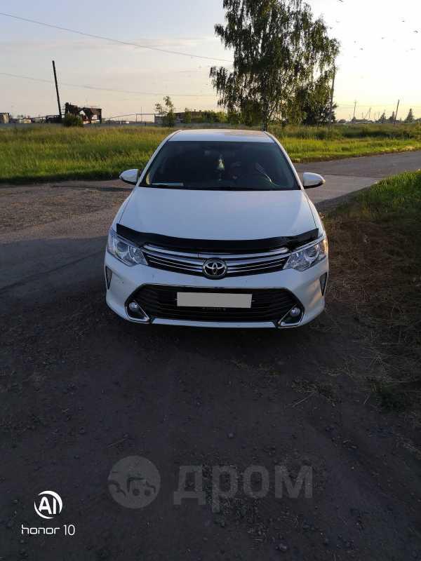 Toyota Camry, 2016 год, 1 050 000 руб.