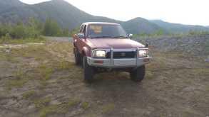 Палатка Hilux Pick Up 1991