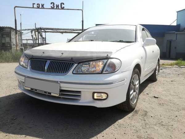Nissan Bluebird Sylphy, 2003 год, 280 000 руб.