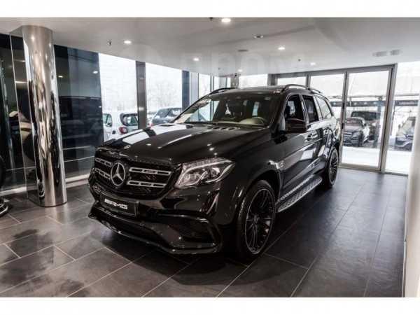 Mercedes-Benz GLS-Class, 2018 год, 9 429 715 руб.