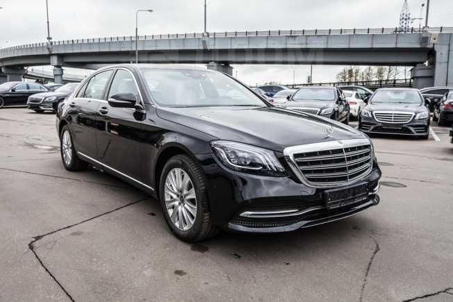 Mercedes-Benz S-Class, 2018 год, 6 651 134 руб.