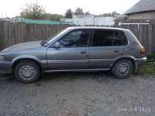 Канск Corolla FX 1989