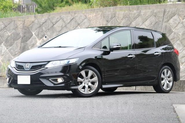 Honda Jade, 2015 год, 665 000 руб.