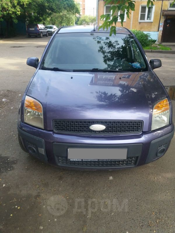 Ford Fusion, 2007 год, 335 000 руб.