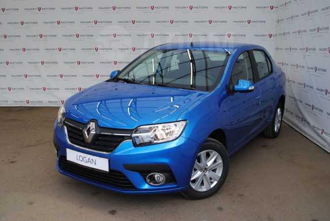 Renault Logan, 2018 год, 777 980 руб.