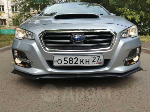 Subaru Levorg, 2015 год, 1 020 000 руб.