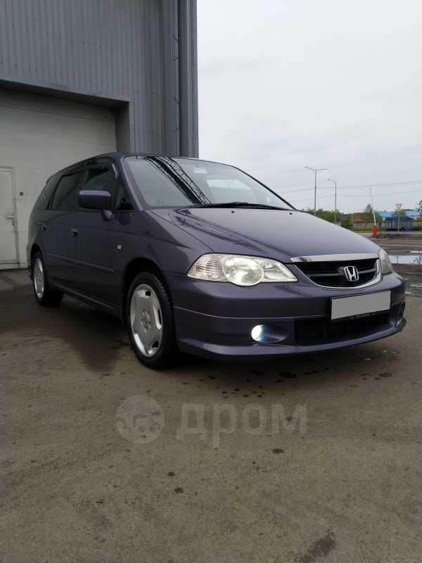 Honda Odyssey, 2002 год, 500 000 руб.