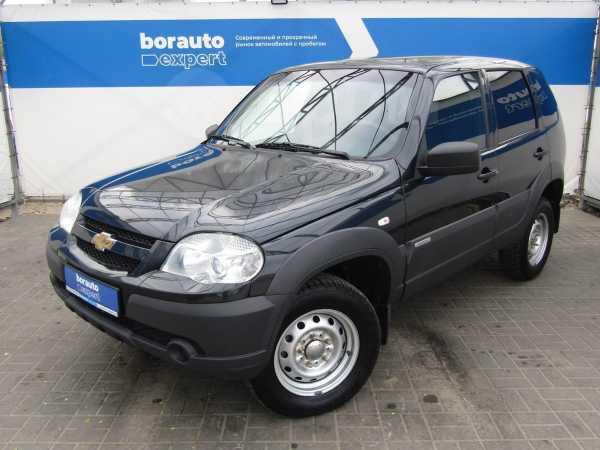 Chevrolet Niva, 2016 год, 436 000 руб.
