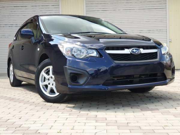 Subaru Impreza, 2015 год, 755 000 руб.