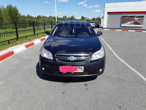 Chevrolet Epica, 2012 год, 380 000 руб.