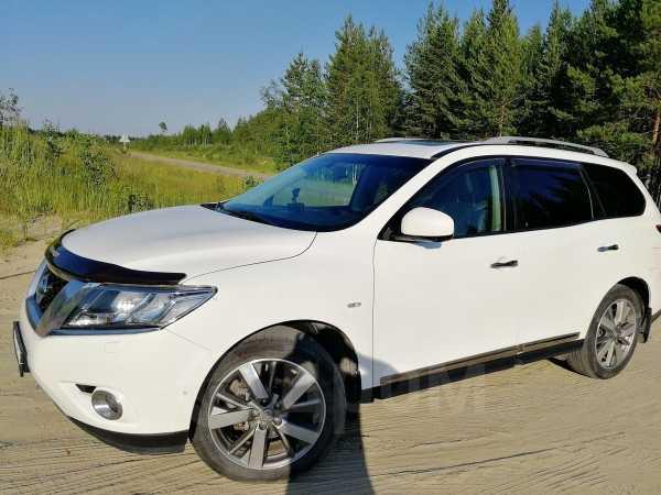 Nissan Pathfinder, 2015 год, 1 530 000 руб.