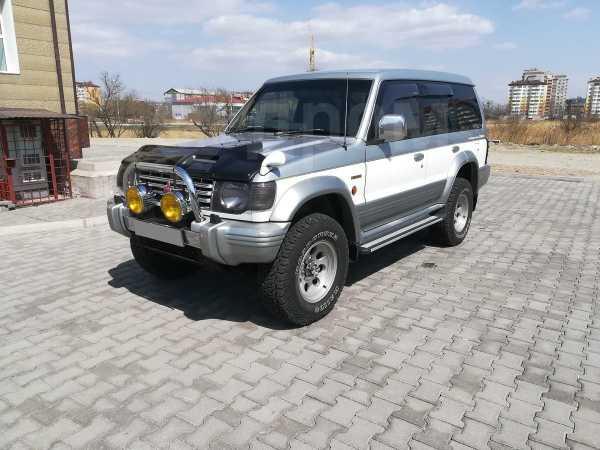 Mitsubishi Pajero, 1997 год, 555 000 руб.