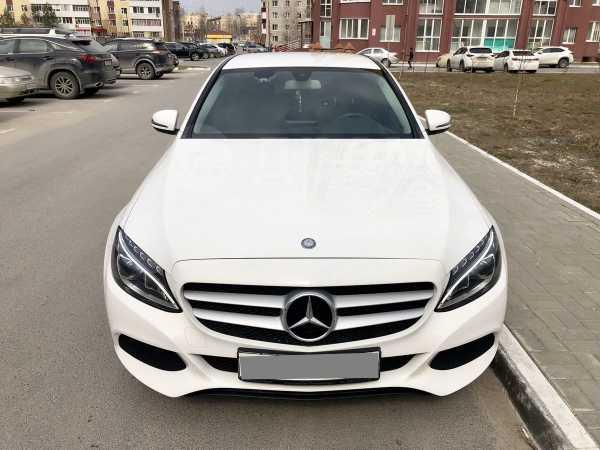 Mercedes-Benz C-Class, 2016 год, 1 475 000 руб.