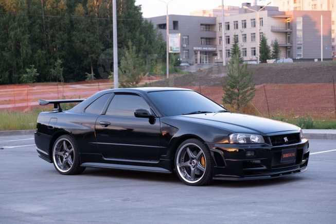 Nissan Skyline GT-R, 2000 год, 5 500 000 руб.