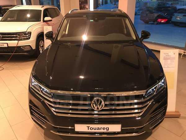 Volkswagen Touareg, 2018 год, 4 396 000 руб.