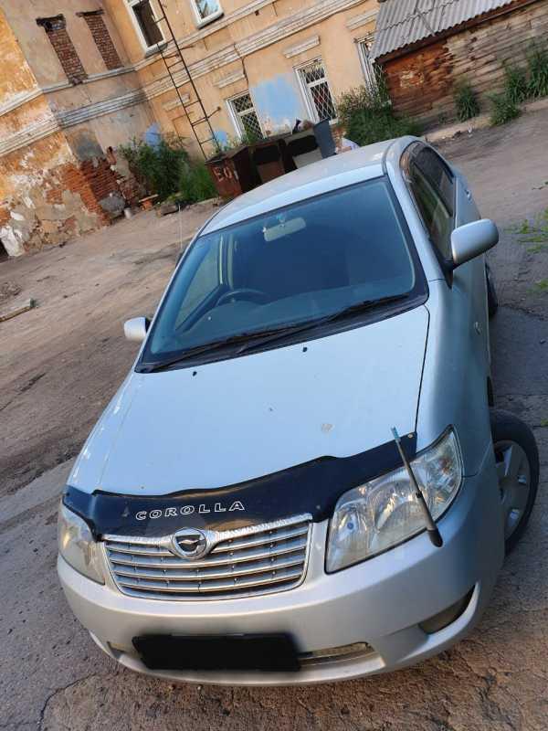 Toyota Corolla, 2005 год, 445 000 руб.