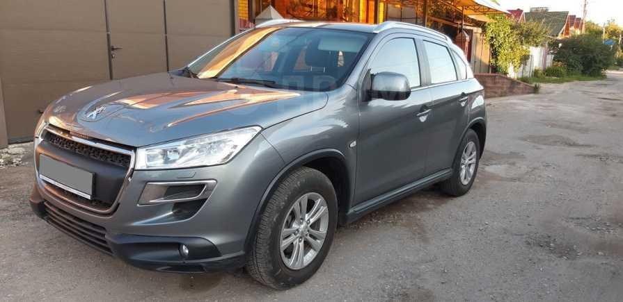 Peugeot 4008, 2014 год, 895 000 руб.