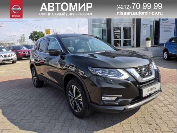 Nissan X-Trail, 2018 год, 1 901 000 руб.