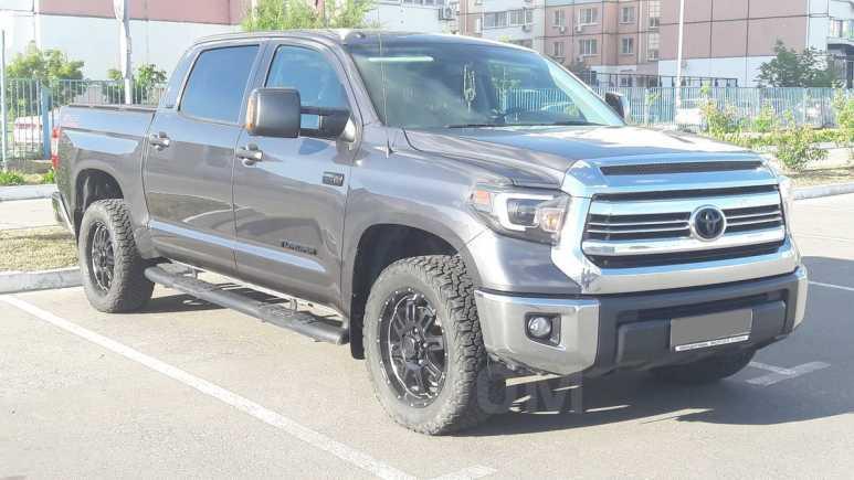 Toyota Tundra, 2017 год, 4 550 000 руб.