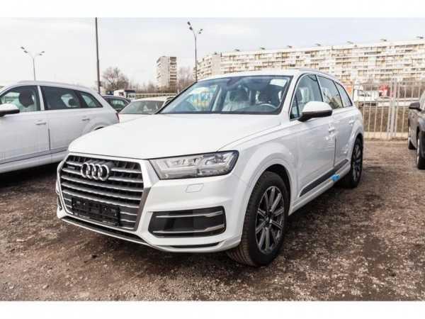 Audi Q7, 2019 год, 4 544 536 руб.