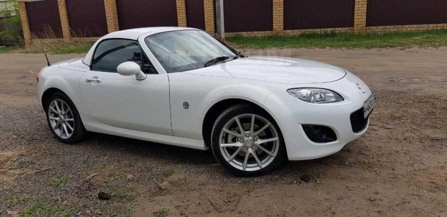 Mazda Roadster, 2011 год, 1 100 000 руб.