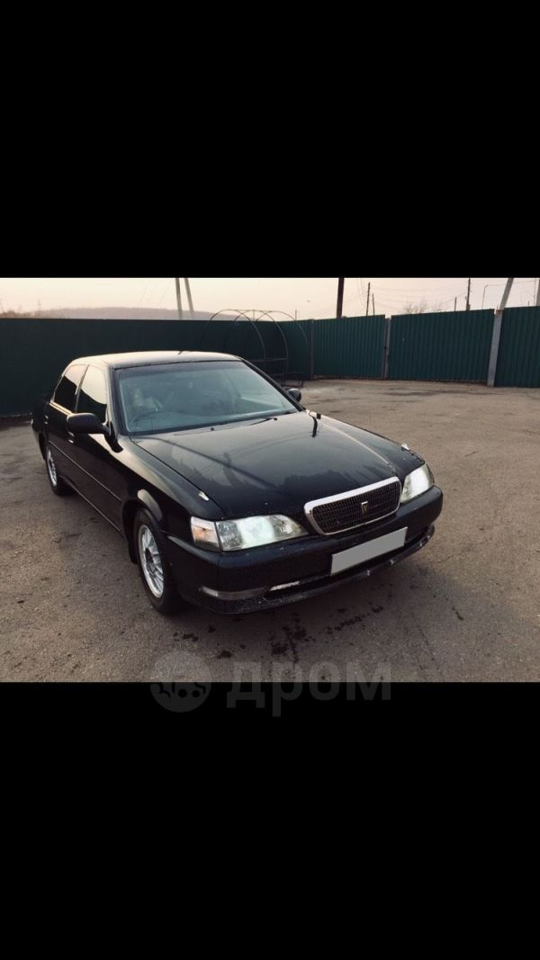 Toyota Cresta, 1999 год, 180 000 руб.