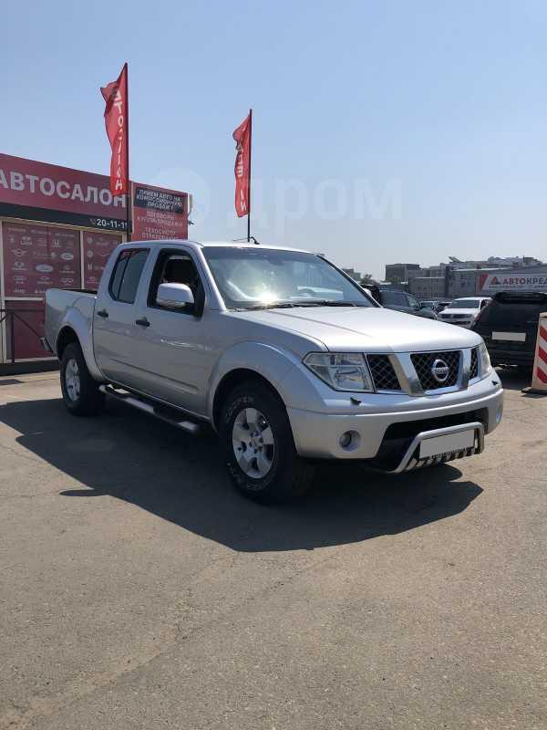 Nissan Navara, 2007 год, 678 000 руб.