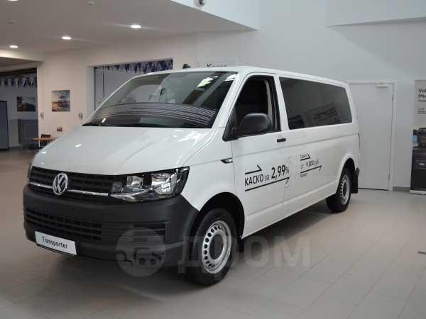 Volkswagen Transporter, 2018 год, 2 455 300 руб.