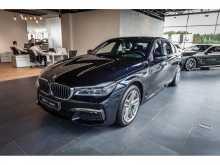 Москва BMW 7-Series 2019
