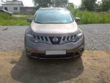 Хабаровск Nissan Murano 2012