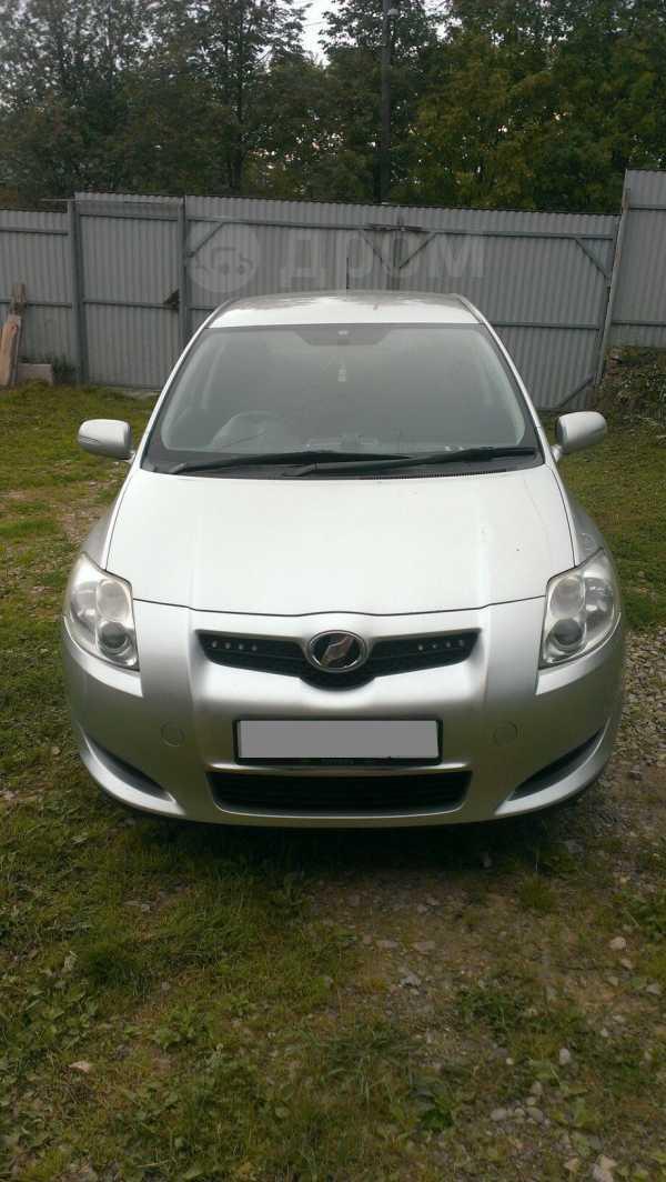 Toyota Auris, 2007 год, 390 000 руб.