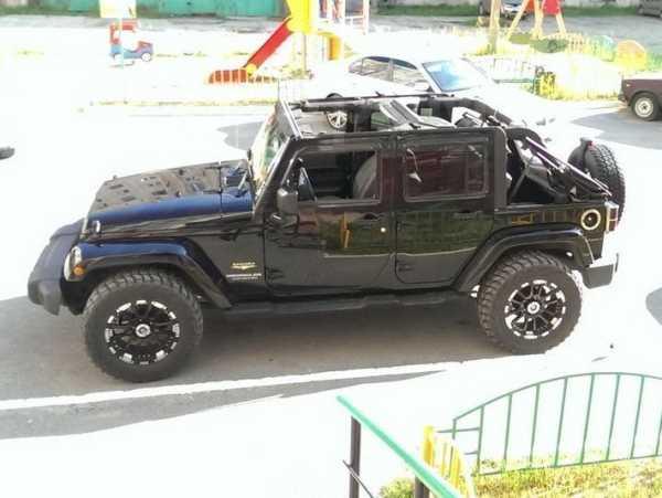 Jeep Wrangler, 2008 год, 1 590 000 руб.