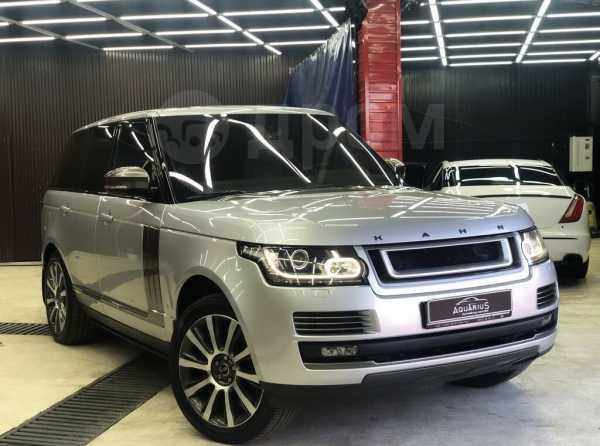 Land Rover Range Rover, 2013 год, 3 399 000 руб.