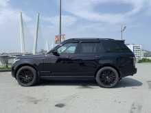 Владивосток Range Rover 2014