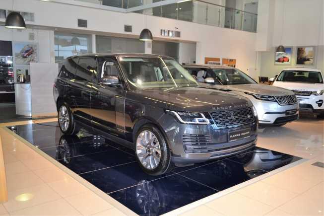 Land Rover Range Rover, 2019 год, 9 006 000 руб.