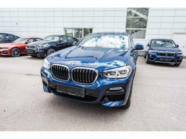 BMW X4, 2019 год, 4 573 000 руб.