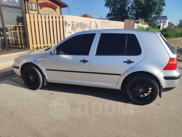 Volkswagen Golf, 2003 год, 297 000 руб.