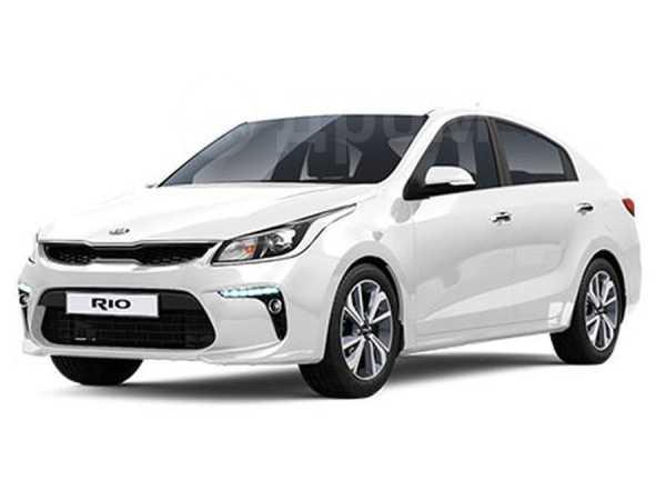 Kia Rio, 2019 год, 849 900 руб.