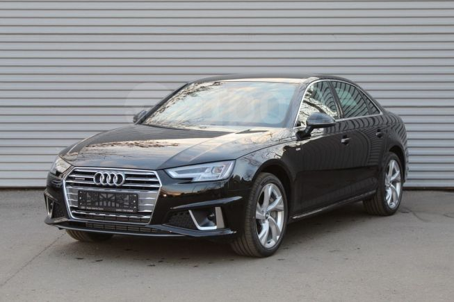 Audi A4, 2019 год, 2 630 000 руб.